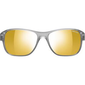 Julbo Camino Zebra Lunettes de soleil Homme, matt translucent grey/yellow